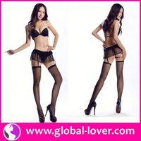 2015 unique and fashional sexy nylon panty stocking