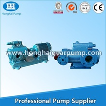 Honghai, 3QGB series rotary positive displacement three screw bitumen pump