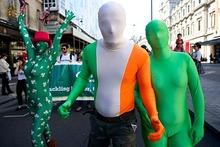 St. Patrick's Day 100th sales backyardigans