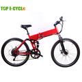 36 V 250 W 26 pulgadas sí plegable ebike bicicleta de montaña eléctrica