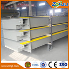 3*16m 120T industrial weighbridge weighing scale electric truck
