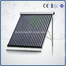 Heat pipe solar solar evacuated tube collector,SRCC,SOLAR KEYMARK approved