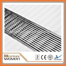 Stainless Steel Floor Drain / Floor Drain Strainer / metal linear Floor Drain