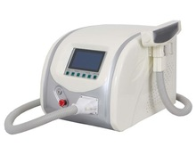 Portable ND YAG Q-Switch laser tattoo removal machine/ tattoo removal machine/ laser tattoo removal