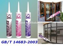 General Purpose Acetic cure Silicone Sealant/ Sealant silicone, adhesive silicon