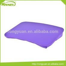 Good quality practical purple lap writing desk