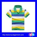 basso prezzo di vestiti per bambini moda banda a buon mercato bambini polo shirt wholesale