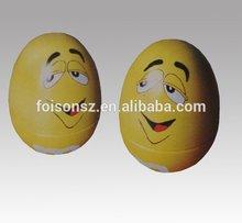 popular egg shape candy tin packaging