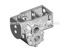 Custom ISO9001 grey iron GG20 evaporative pattern casting