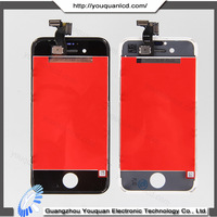 mobile phone accessories lcd display for iphone 4s