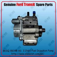 Genuine Transit V348 spare parts BK3Q 9B395 AD 2.2tdci Fuel Injection Pump