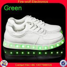 2012 Hot Shoes Factory led luminous shoes for dancer