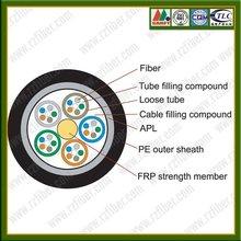 Reliable professional cable provider GYFTA multi core fiber optic cable