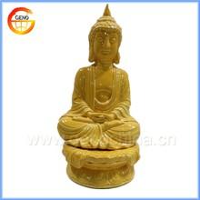Home decorative religious buddha figurine, porcelain buddha statue