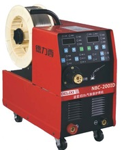 Inverter electric aluminium mig pulse welding machine