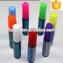 good quality Highlighter window marker light board marker pen erasable fluorescent marker pen