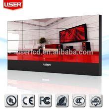 Modern best selling dvi lcd video wall