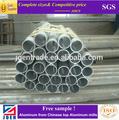 5083 alumínio tubo da liga densidade padrão preço por quilograma