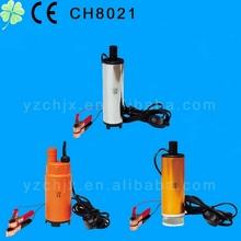 Submersible 12V/24V Diesel Transfer Pump