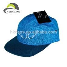 Custom Wholesale Skateboarding 5 Panel Hat, Design Your Own 5 Panel Hat