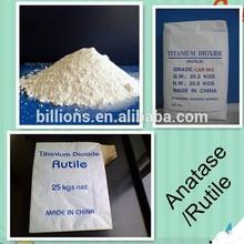 Hot saling Manufacturer Supply Titanium Dioxide anatase/rutile (CAS:13463-67-7)