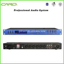 entertaimnet audio system karaoke mixer digital processor karaoke processor