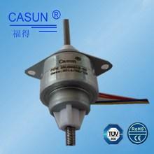180g.cm high torque PM linear stepper motor, 0.0508mm resolution permanent magnet motor, 12v small linear actuator
