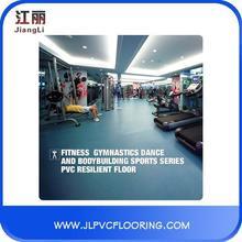 hot sale bodybuilding pvc sports floor