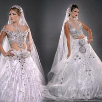middle east wedding dresses