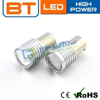 Factory Price!!BAU15S LED AUTO CAR LED HIGH POWER Backup Parking Reversing Ba15s 1156 LED Car Turn Light