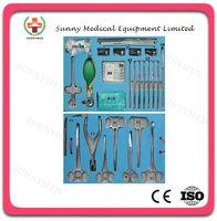 SA0040 Hospital medical minor surgery Instrument set for sale