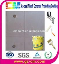 exterior líquido nano parede externa da construção de concreto aparente de revestimento