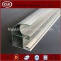 Fornecer a alta qualidade em perfil de alumínio para armários de cozinha e guarda-roupa chuveiro