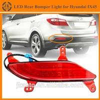 Factory Supply LED Rear Bumper Reflector Light for hyundai IX45 Hot Selling Rear Bumper Light for Hyundai IX45 2011-2014