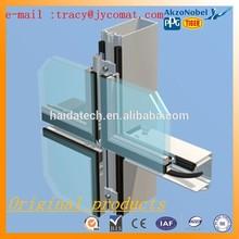 6000 series Construction on the bridge insulation aluminum profile