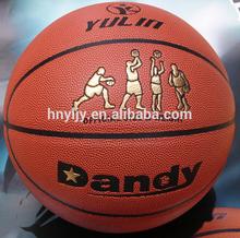 leather basketball balls size 7 Moisture Absorbent, Microfiber PU, PU material