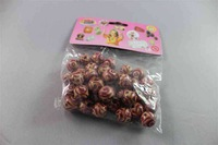 Natural Round Wooden Beads for wholesale crafts making liquid silicone