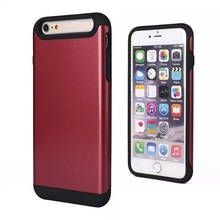 For Iphone 6 Pius Cover, 2 in 1 Armor Case for Iphone 6 Plus Cell Phone Case