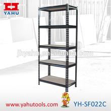 Yahu heavy-duty wall mounted bookshelves