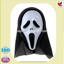 party decoration Halloween Trick mask Terror devil mask Screaming Skull Mask