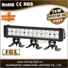 36w led auto light bar 10V-30V led work light bar spotlight led light bar