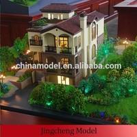 factory cheapest handmade villa model