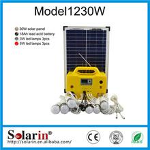 house using solar lighting 30v monocrys stalling solar panel home lighting kits pv module
