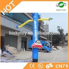 2015 Attractive design inflatable air dancer,small air dancers,man air dancer blower