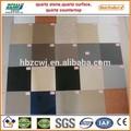 compuesto azulejos de suelo de piedra de cuarzo