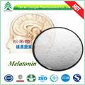 100% naturaleza GMP certificado 99% melatonina nutricional suplemento alimenticio