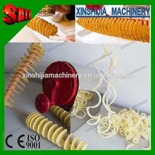 Children best love snack food machine spiral potato (skype:xinshijia.jessica)