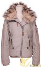 Henan cciola lastest elegant outdoor women winter warm coat