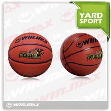 2015 New arrival yard sport basketball ball,basketball in bulk