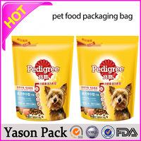 YASON vacuum food packing bagfood grade brown paper bagfood boiling plastic bag